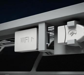 Integrált Wi-Fi vezérlés